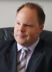 Damon O'Brien headshot